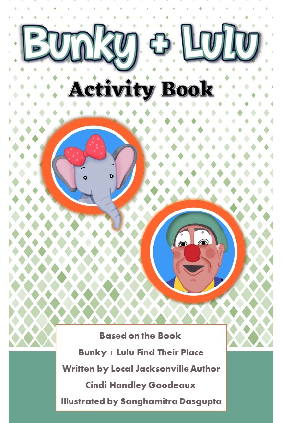 Bunky and Lulu Activity Book