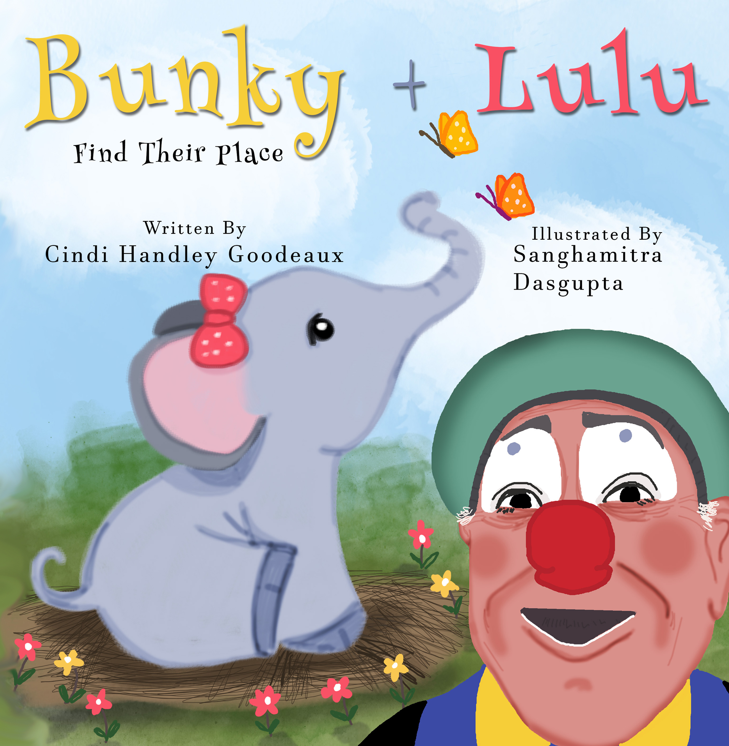 Bunky and Lulu: Find Their Place