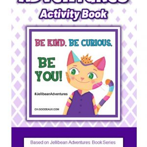 Jellibean Adventures Activity Book